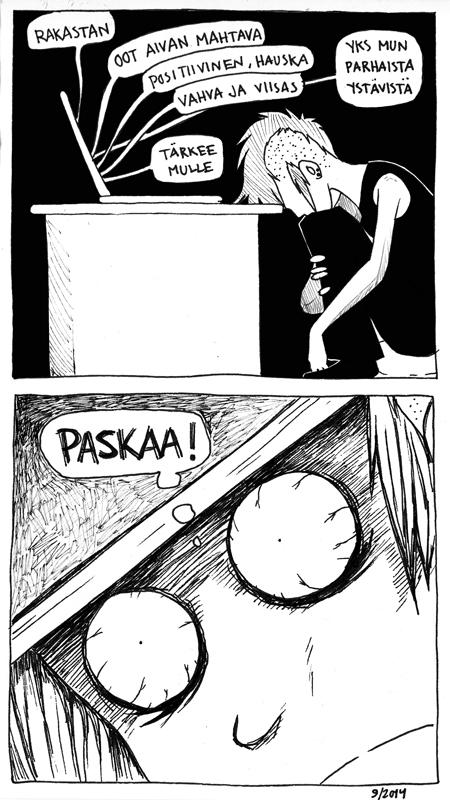 paskaa